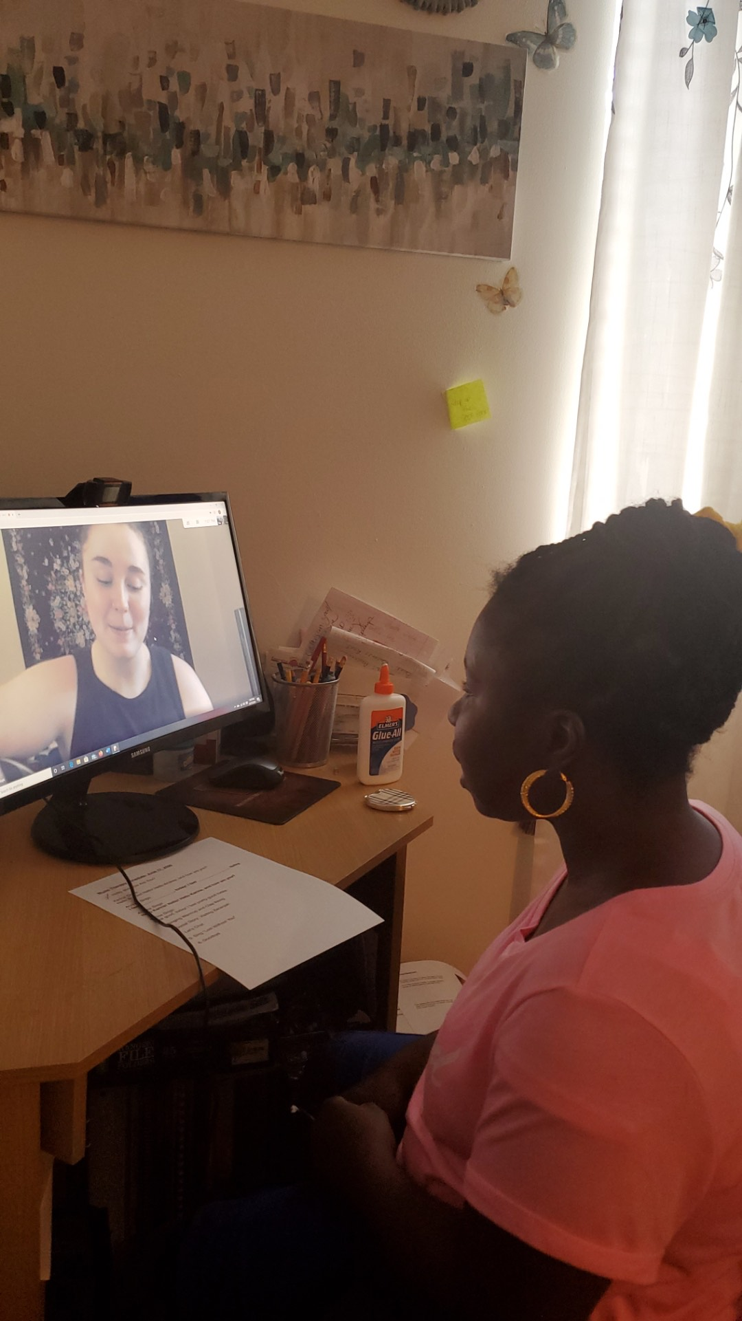 Telehealth Music Therapy Services