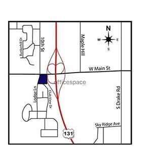West Main Street Office Location